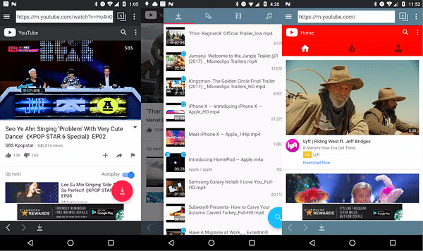 download youtube 1080p android