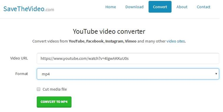 clipconverter alternative savethevideo