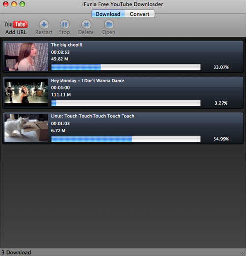 download video from youtube macbook air