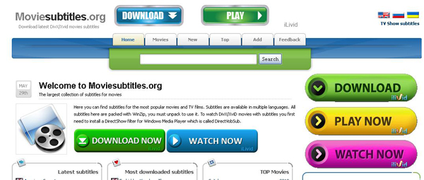 The 3 Best Subtitle Sites to Free Download Subtitles for Movies ...
