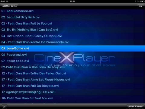 How to watch .avi (Xvid) movies on iPad/iPad 2 for  free